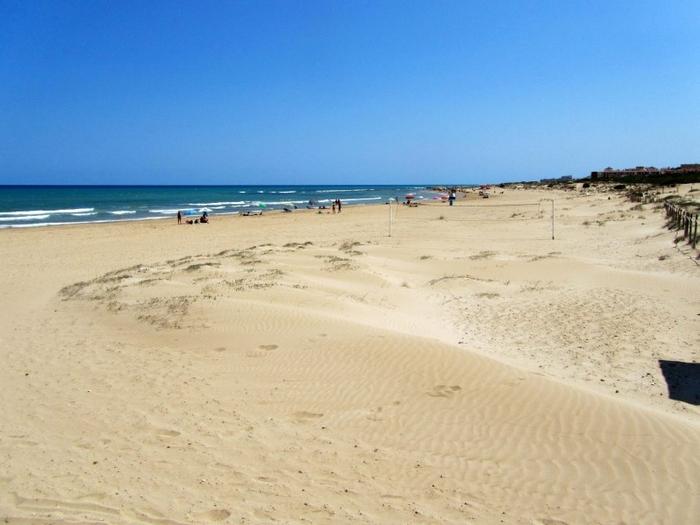 Playa de las Ortigas / Platja de les Ortigues, Guardamar del Segura