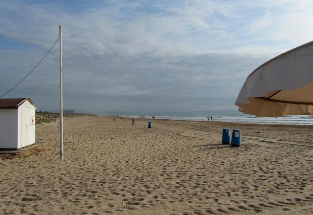 Playa del Campo / Platja del Camp, Guardamar del Segura