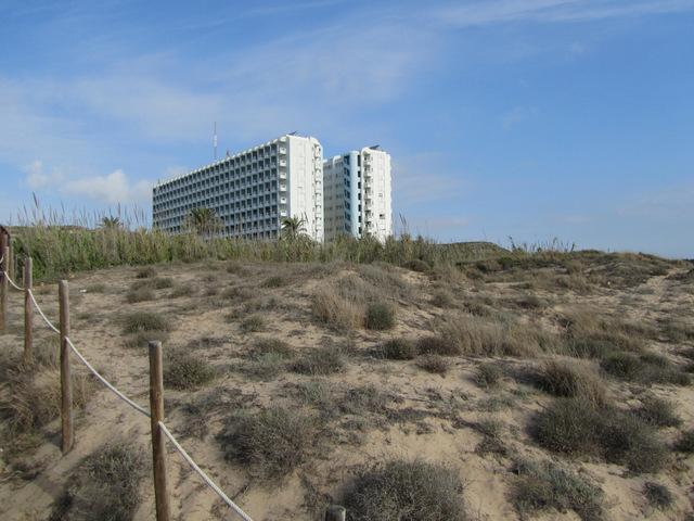 Playa del Moncayo / Platja del Montcaio, Guardamar del Segura