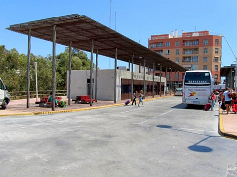 Guardamar del Segura bus station