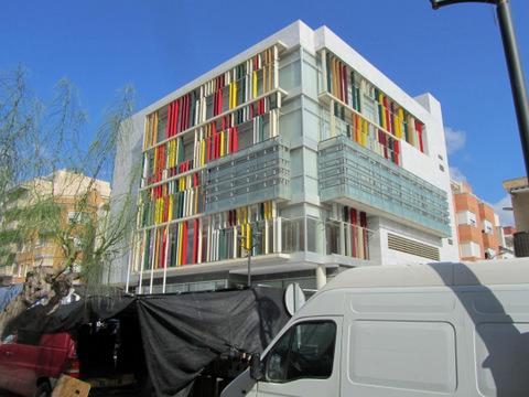 Public library in Guardamar del Segura