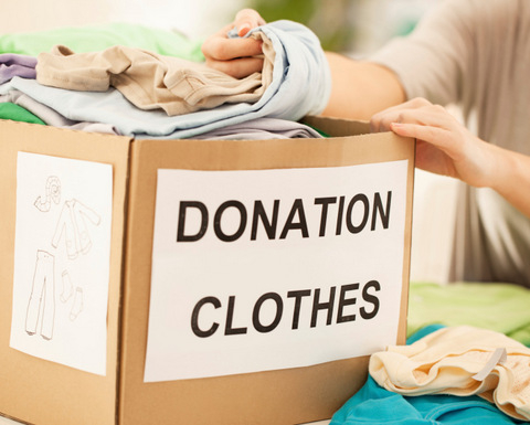 Alicante today until 22nd november charity clothes for Shirts that donate to charity