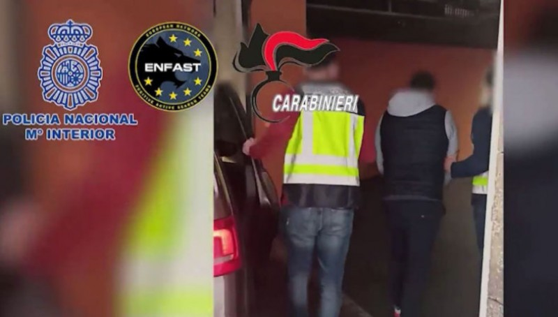 Benidorm pizzeria owner arrested after robbing 73 cashpoints using explosives