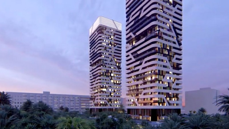 30-million-euros to build controversial 26-floor skyscrapers next to the Doña Sinforosa park in Torrevieja