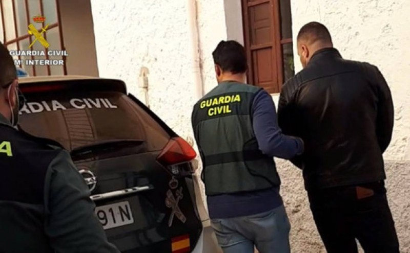 8 arrested on drug charges in Santa Pola, Ibi and Torrevieja