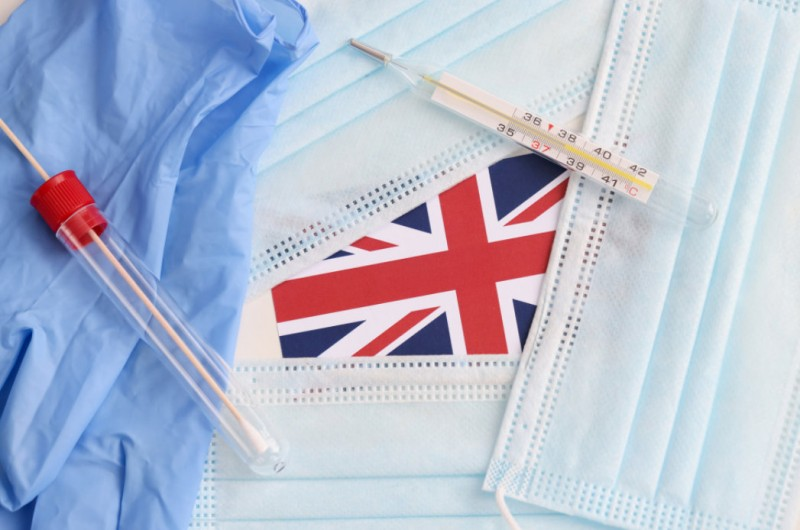 1 in 5 Covid-19 cases in the region of Valencia are caused by the British strain