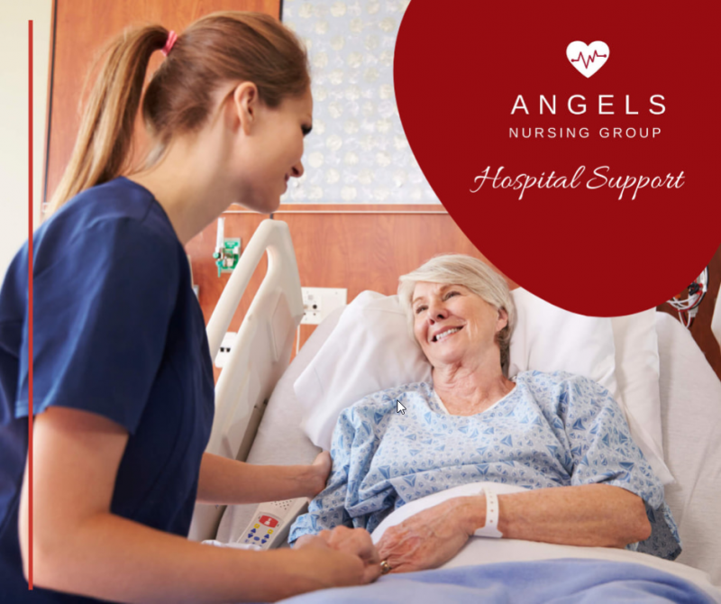 Angels Nursing and Homecare provide tailor-made care and support for expats living in Spain