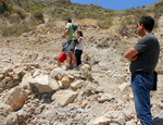 Annual excavation ends at the Argaric Laderas del Castillo site in Callosa de Segura