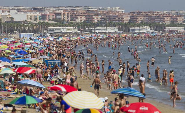 Costa Blanca on alert for 40 degrees