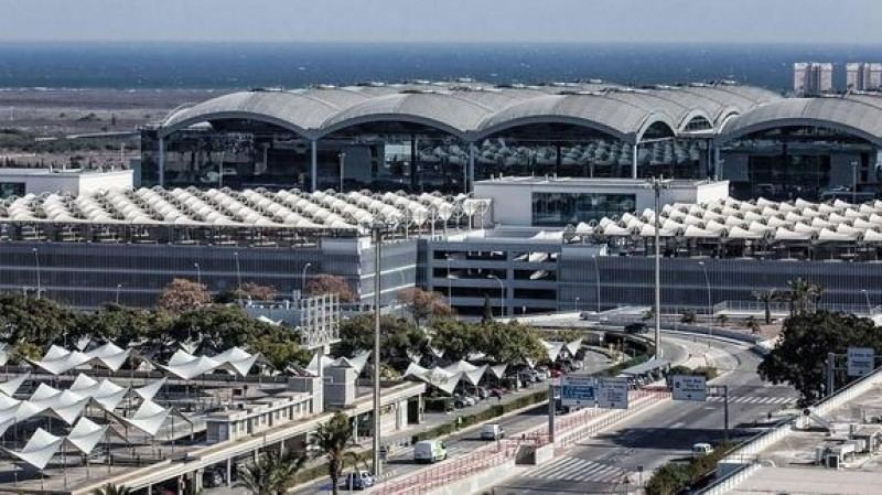 Alicante-Elche airport has the third highest growth rate in Europe
