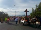 Romeria de la Cruz in Granja de Rocamora
