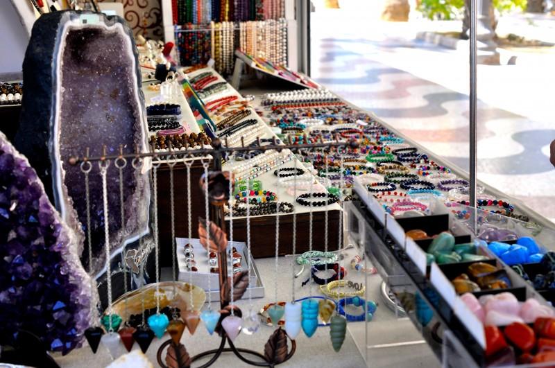 Alicante Summer Artisan Fair in Paseo de la Explanada