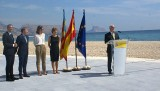 Altea inaugurates new urban beach