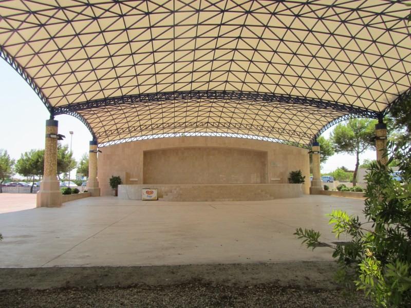 Auditorio Campo de Guardamar, Guardamar del Segura