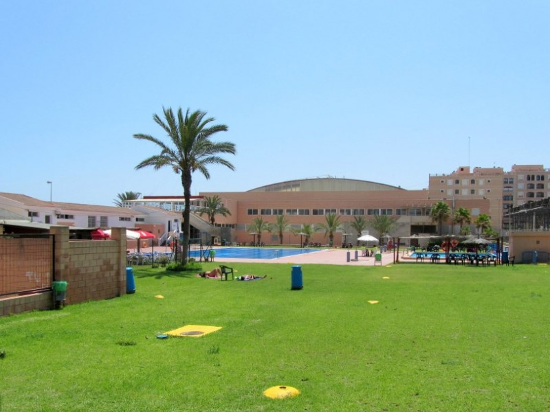 Municipal sports facilities in Guardamar del Segura
