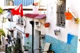 El Barrio de Santa Cruz in Alicante City