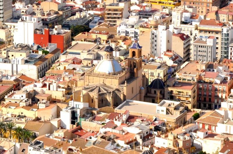 Concatedral de San Nicolás in Alicante City