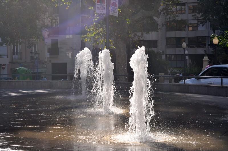 Plaza de la Montañeta in Alicante City