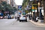 Parking Alfonso El Sabio in Alicante City (2.20 metre height restriction)