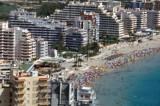 Costa Blanca hotel occupancy up again in September