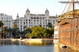 Casa Carbonell in Alicante City