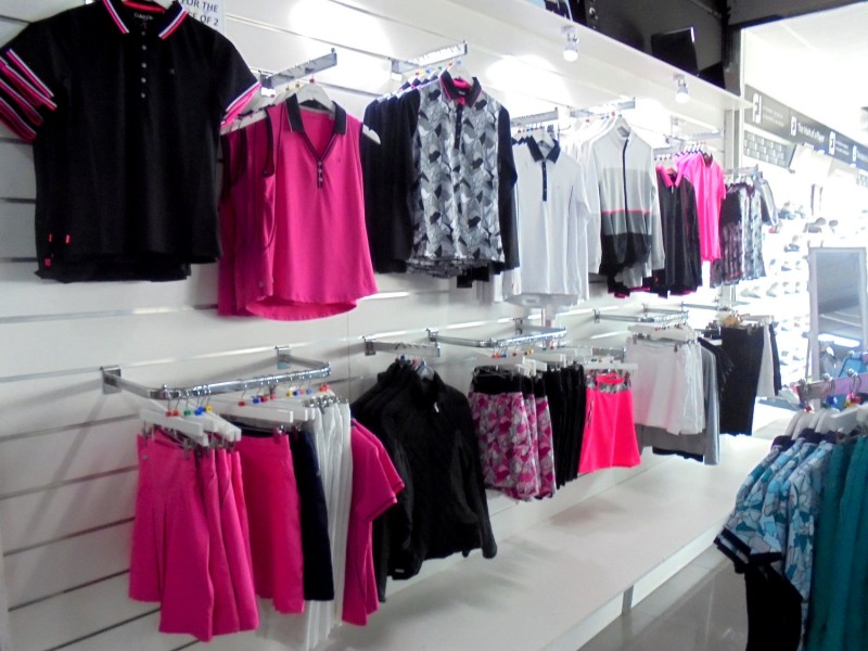 Autumn and Winter collection NOW in store Galaxy Golf Campoamor
