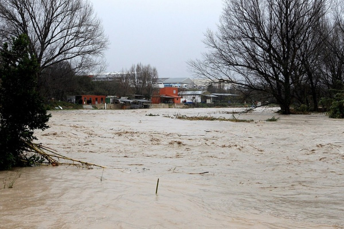 Two dead in flooding in the province of Valencia
