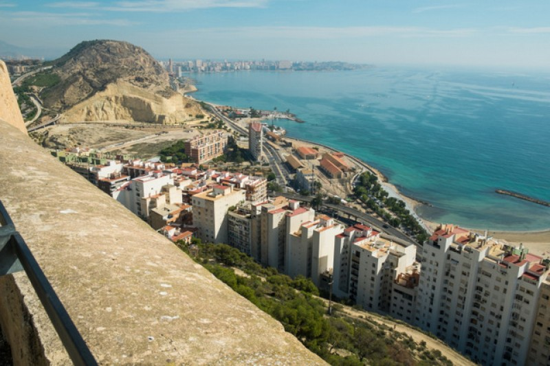 Alicante property sales up by 19.4 per cent in November