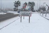 Snow in Torrevieja as the Costa Blanca lives up to its name!