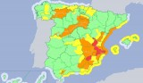 More extreme winter weather forecast for Alicante