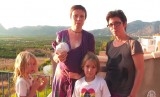Denia lesbian couple demand recognition as mothers of their children