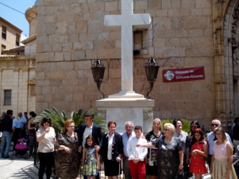 Callosa de Segura residents allowed to maintain their vigil over the controversial cross