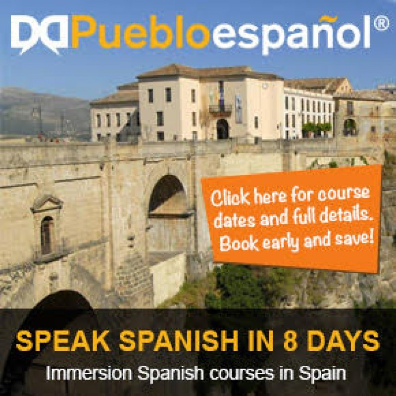 It's never too late to learn … with Pueblo Español