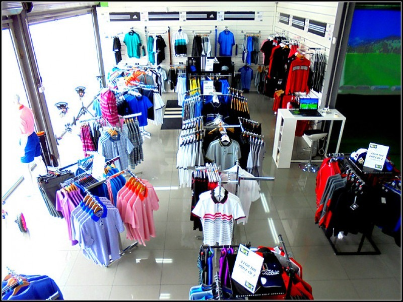 Bargain 3 for 2 deals on spring and summer clothing at Galaxy Golf