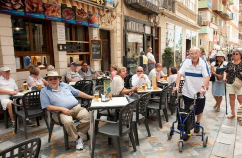Tourist spending in Valencia up by 34 per cent in February