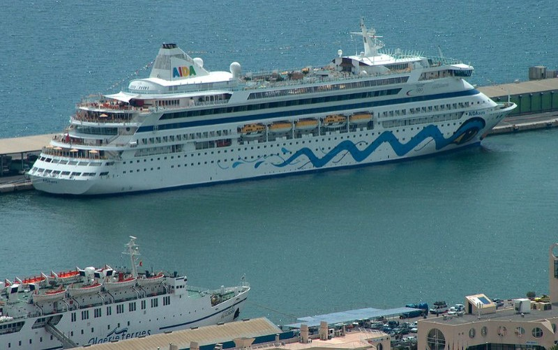 Alicante cruise ship port prepares to receive 4 liners on 4th May