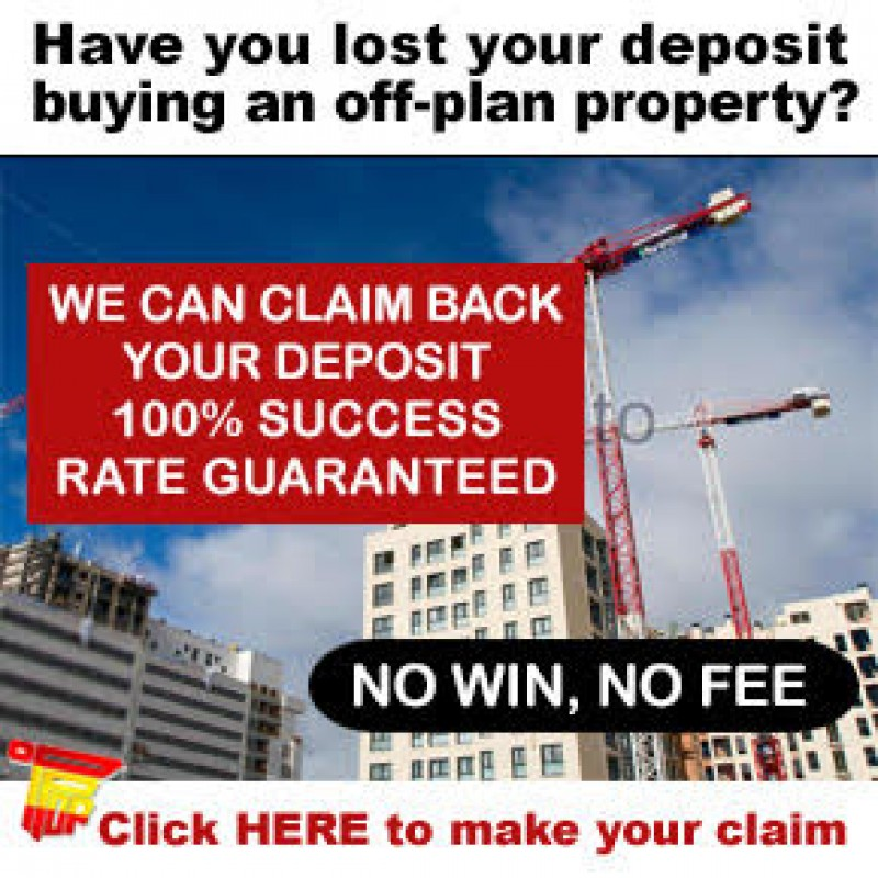 Who is Off-Plan Property Deposit Refunds S.L?