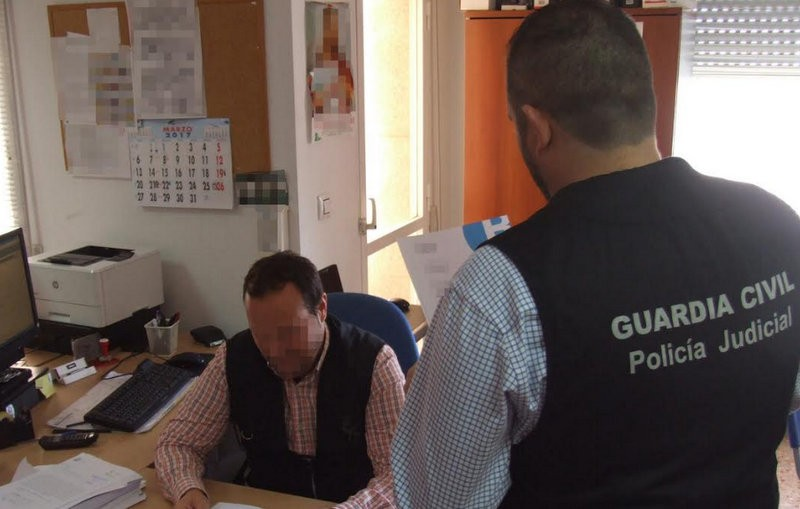Mortgage fraudsters arrested in Guardamar and Torrevieja