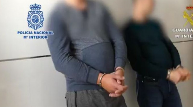 Orihuela-based crime gang arrested