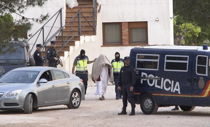 Egyptian Jihadist imam arrested at Teulada-Moraira mansion