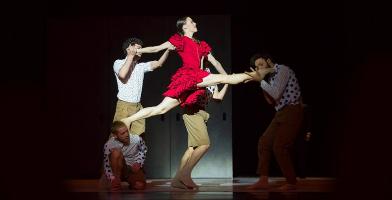 8th July Carmen ballet at El Batel Auditorium in Cartagena