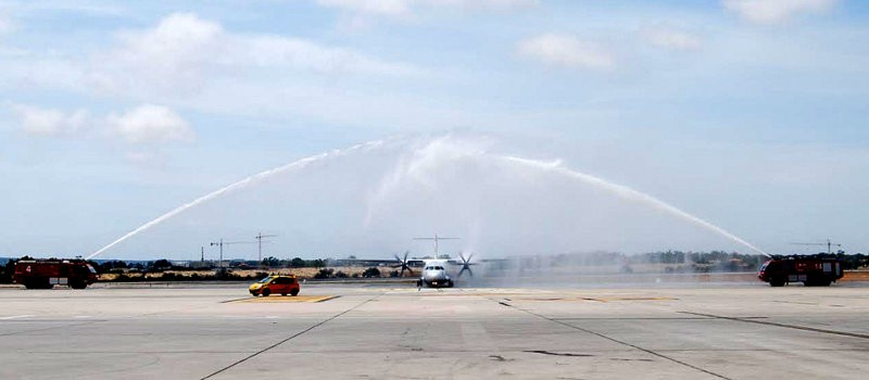 Lisbon flights inaugurated at Alicante-Elche airport