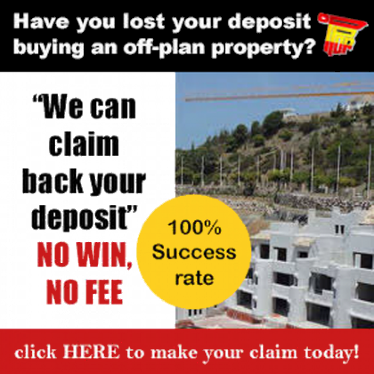 Choosing the right company to recover your Off-Plan Property Deposit