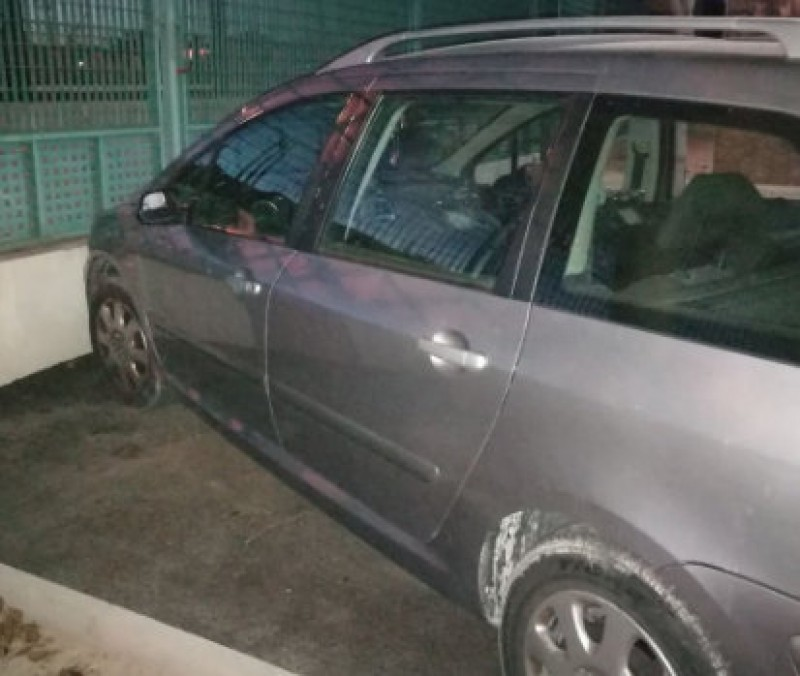 Drunk driver asks for a room at Orihuela police station