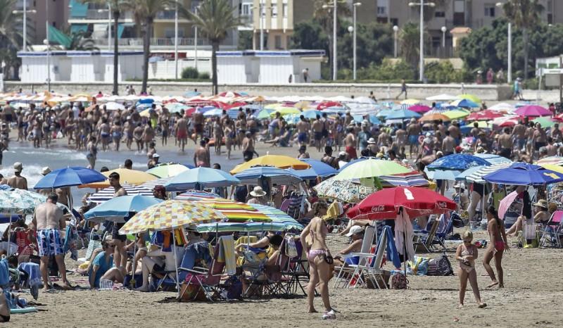 British visitors fuel 20 per cent growth in Costa Blanca tourism figures