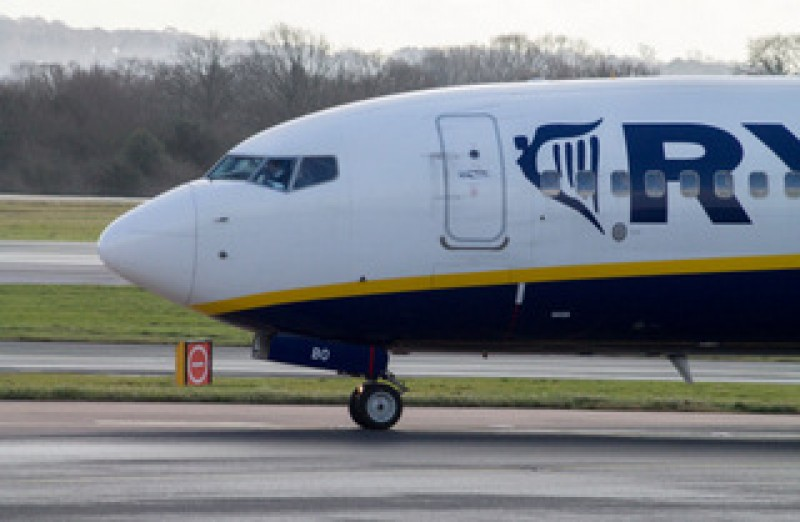 Ryanair increases its Alicante-based fleet for summer 2018