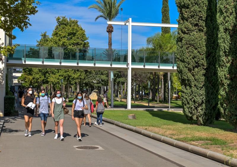 Valencia University suspends presencial classes due to coronavirus