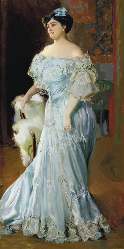 Valencia Museum of Fine Arts acquires new work by Joaquim Sorolla