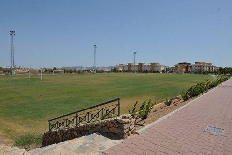 Sports facilities at Hacienda del Álamo