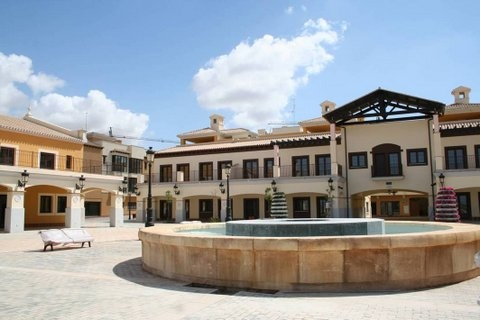 Shops and restaurants Hacienda del Álamo